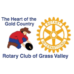 Rotary Club Grass Valley logo