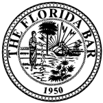 The Florida Bar seal
